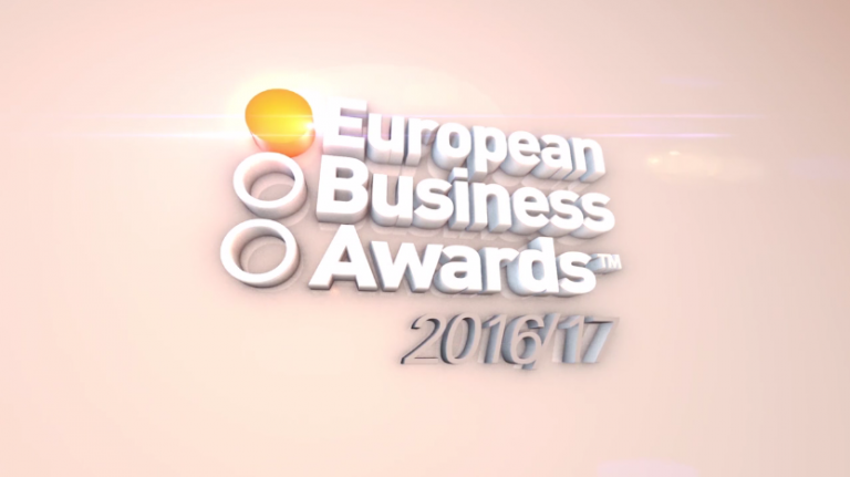 European Business Awards (EBA) 2016/17