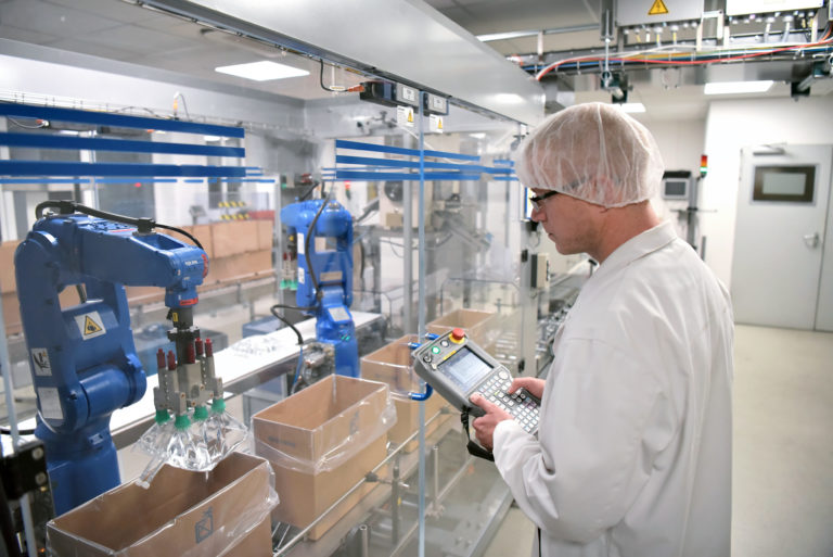 label management in manufacturing
