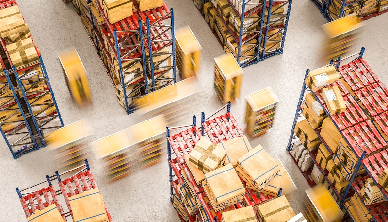 Streamlining supply chain processes in the cloud: Reduce your inventory and move product through the warehouse faster