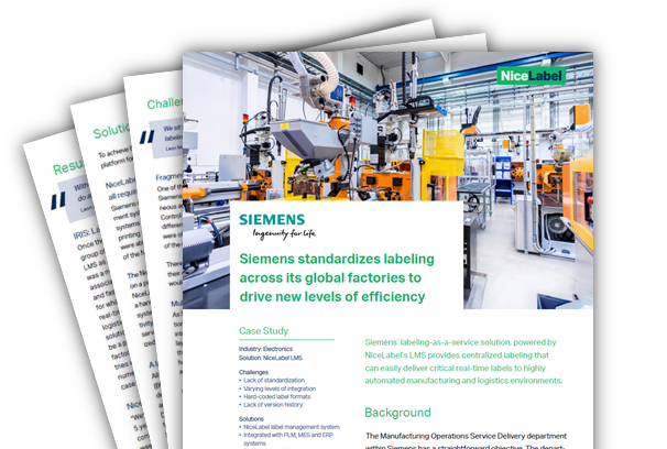 Download the Siemens Case Study