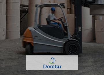 Legacy system modernization at Domtar results in exceptional customer service, improved production uptime and an agile supply chain