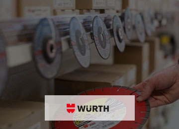 Würth transforms supplier labeling with NiceLabel