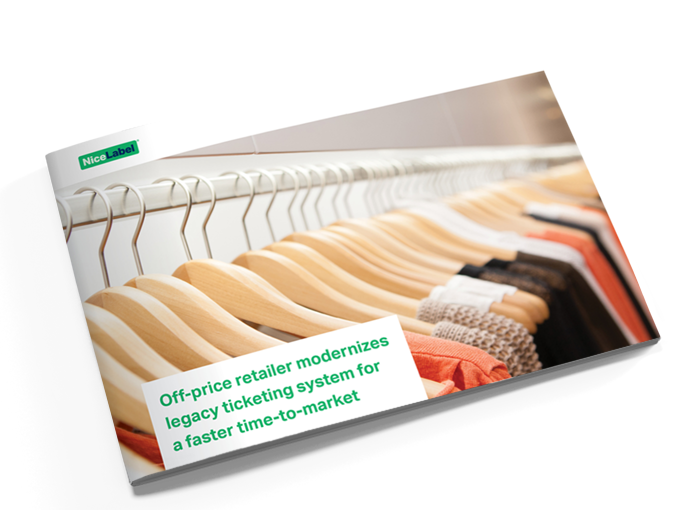 Download Retail case study from NiceLabel