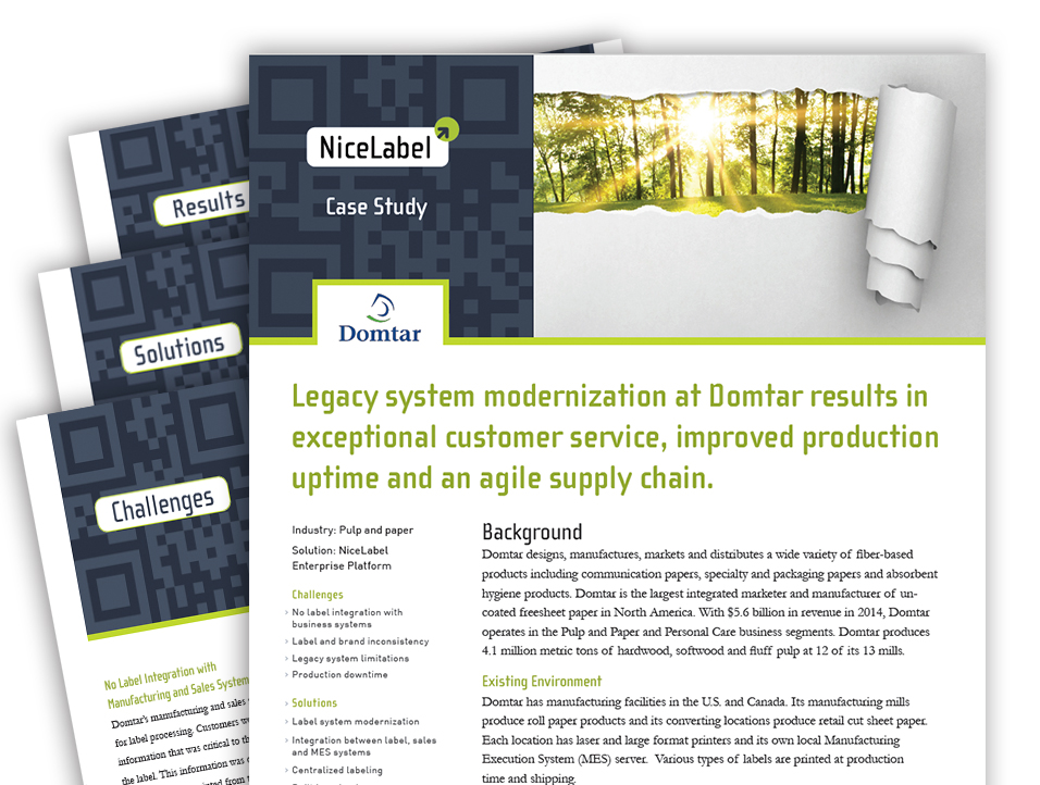 domtar case study solution