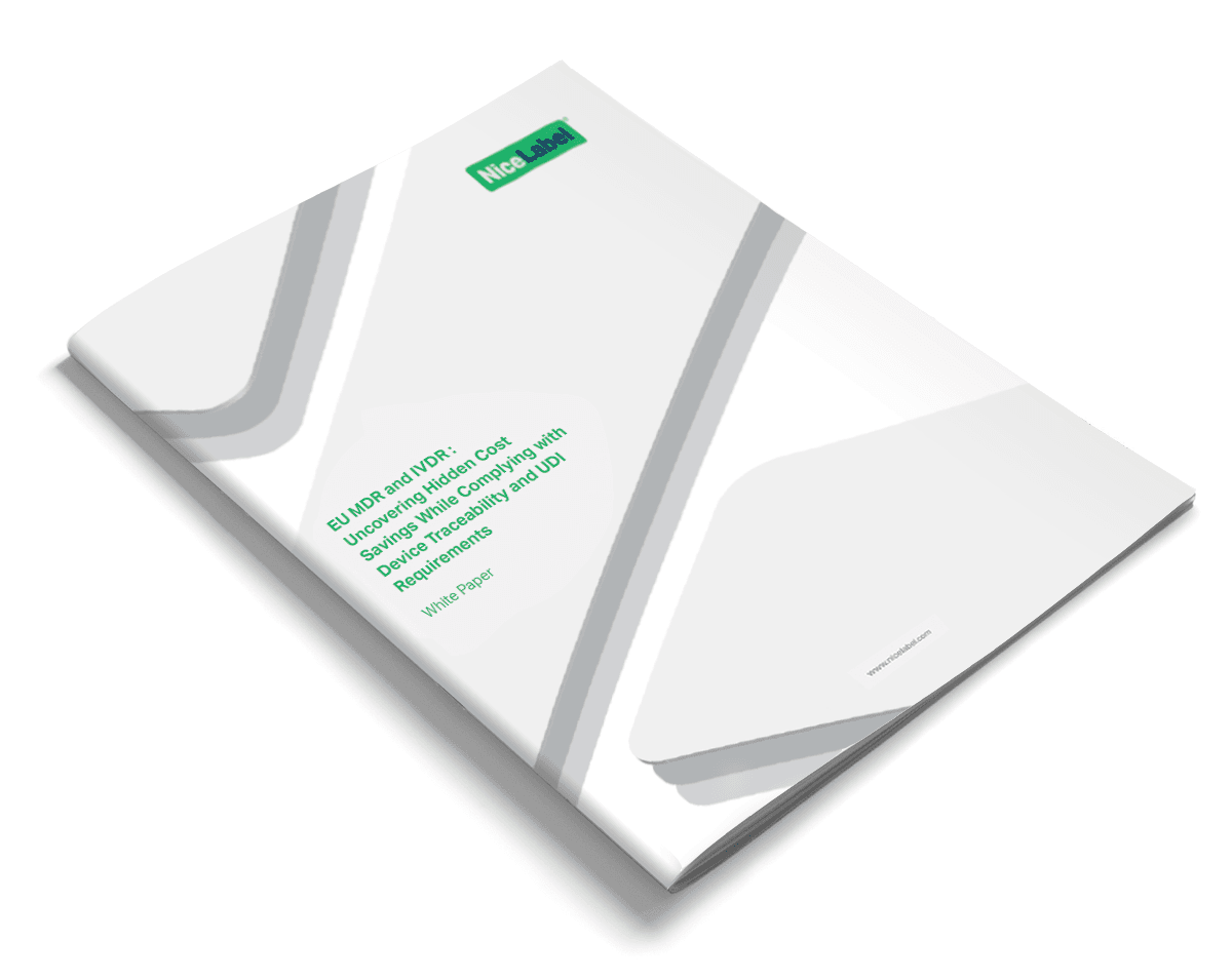 White paper - EU MDR and IVDR