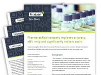 Pharma Labeling Case Study