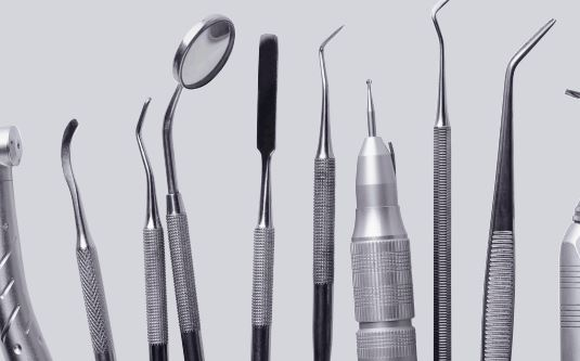 Dental device manufacturing case study