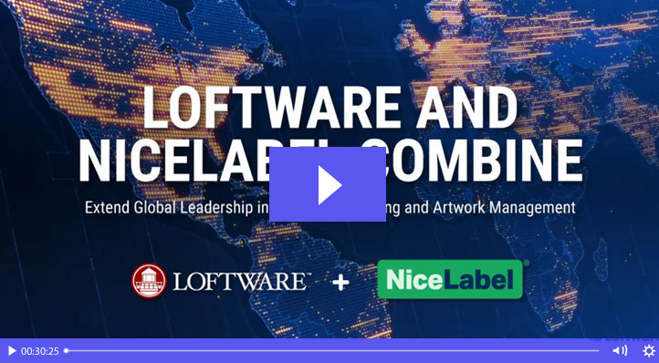 Loftware and NiceLabel combine